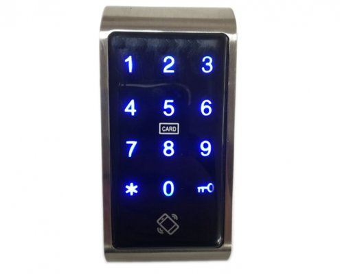 Bluetooth Electronic Cabinet Locks Without Handles SL-C118