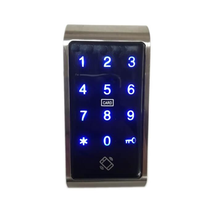 Bluetooth Electronic Cabinet Locks Without Handles SL C118 1 - Smart Biometric Fingerprint Bluetooth Drawer Lock SL-FBC117