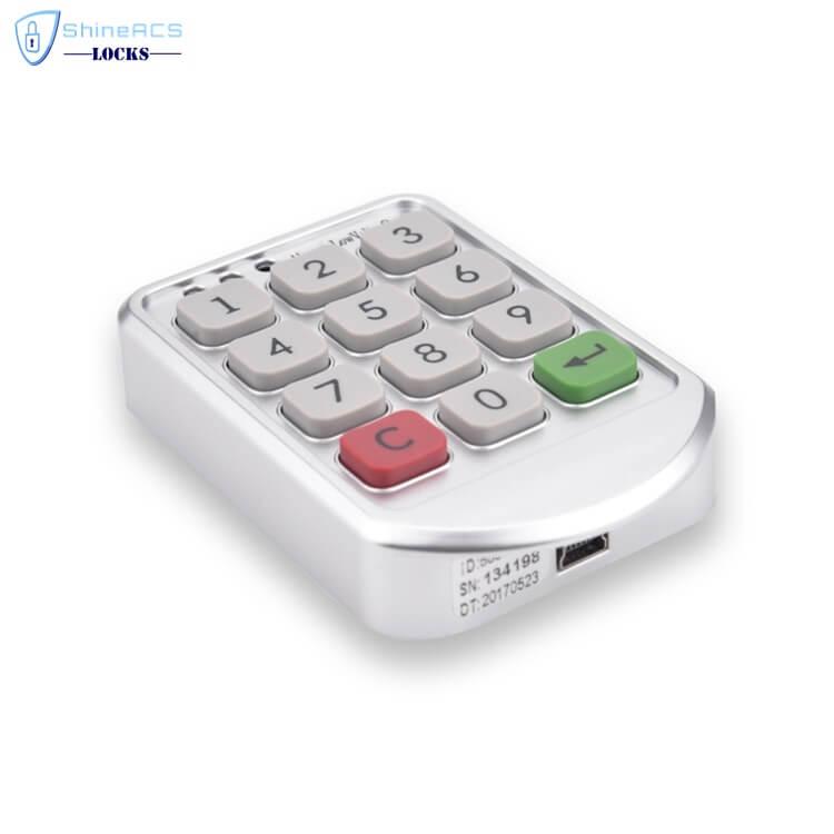 Code PIN Cabinet Lock SL C112 1 - Electronic Combination Keypad Smart Cabinet Lock SL-C112