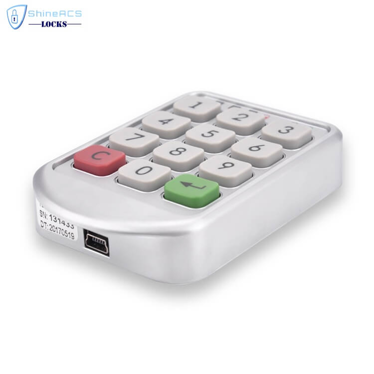 Code PIN Cabinet Lock SL C112 2 - Electronic Combination Keypad Smart Cabinet Lock SL-C112