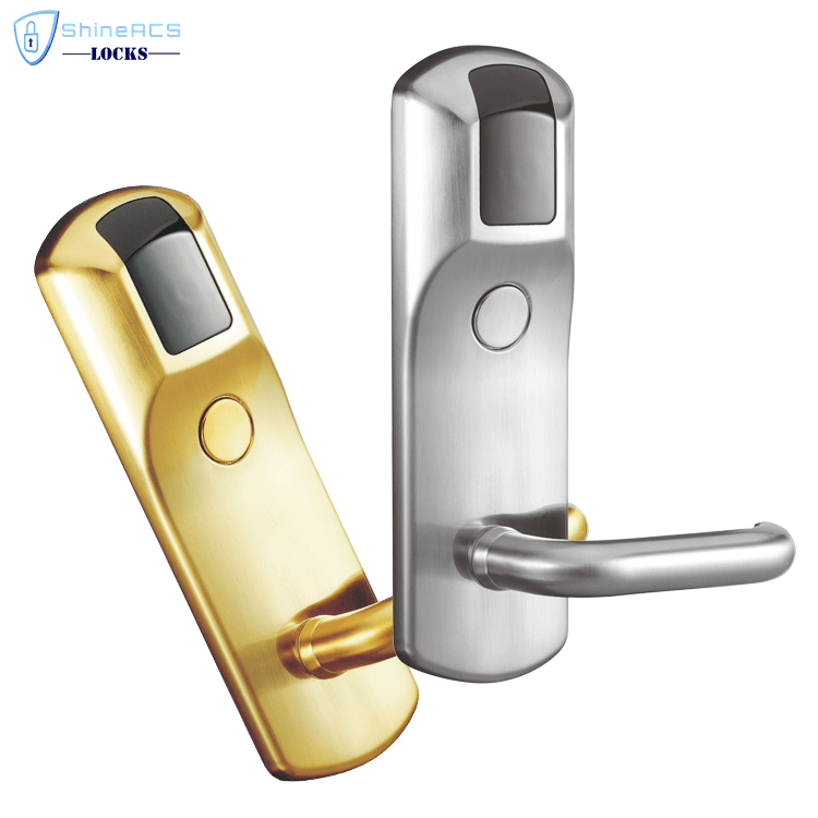 Hotel RFID Door Lock SL 8015 1 - RFID Hotel Door Lock SL-H801 Series
