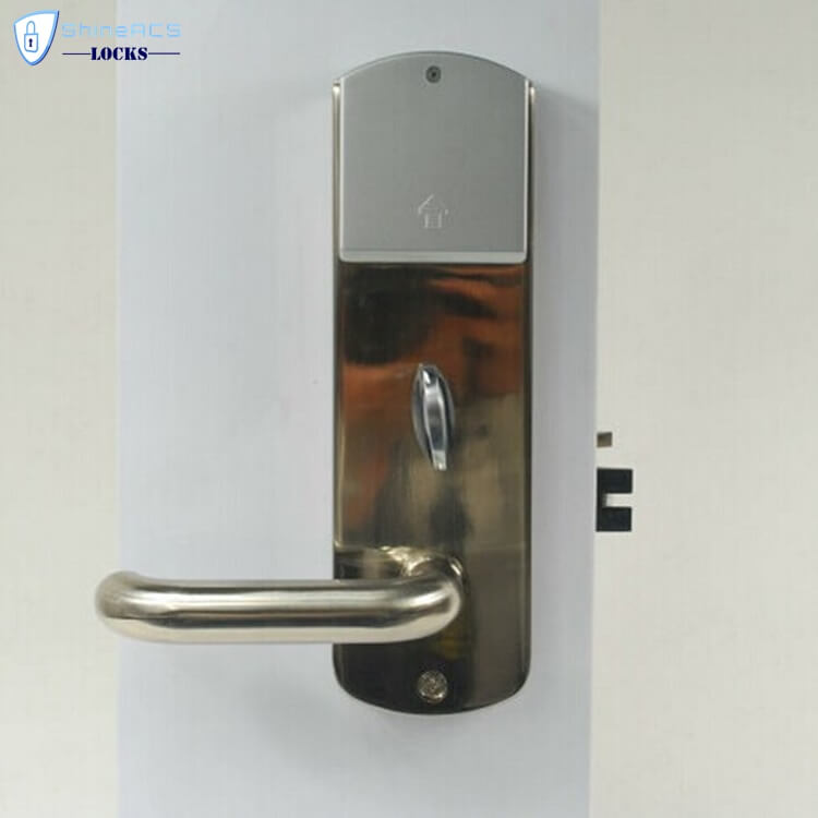Hotel RFID Door Lock SL 8015 3 - RFID Hotel Door Lock SL-H801 Series