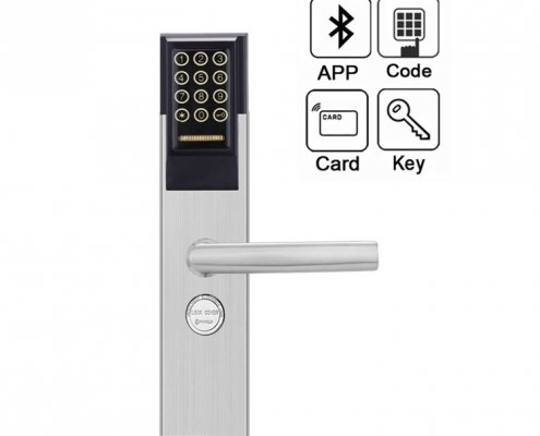 ELECTRONIC RESIDENTIAL DIGITAL PASSWORD DOOR LOCKS FOR HOME SL-P8812