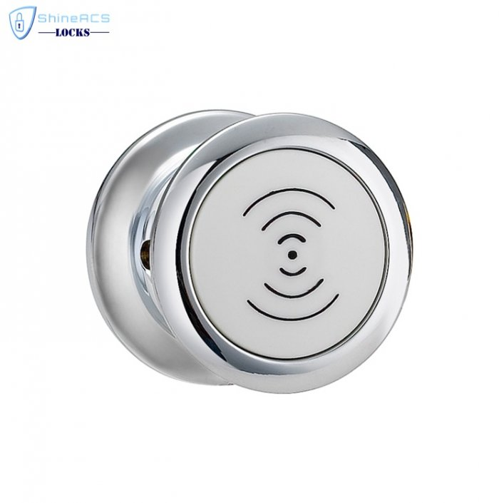 RFID Cabinet Lock SL C105 1 700x705 - Bluetooth Small Electronic Cabinet Locks with Without Handles SL-C118