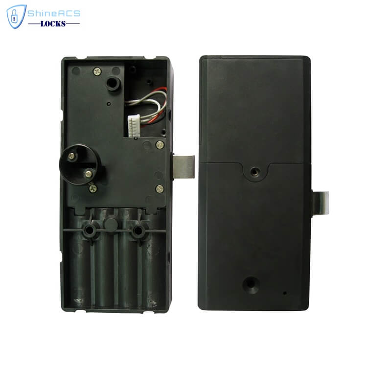 RFID EM Card Cabinet Lock SL C104 3 - Invisible Electronic Rfid Filing Cabinet Locks and Keys SL-C104