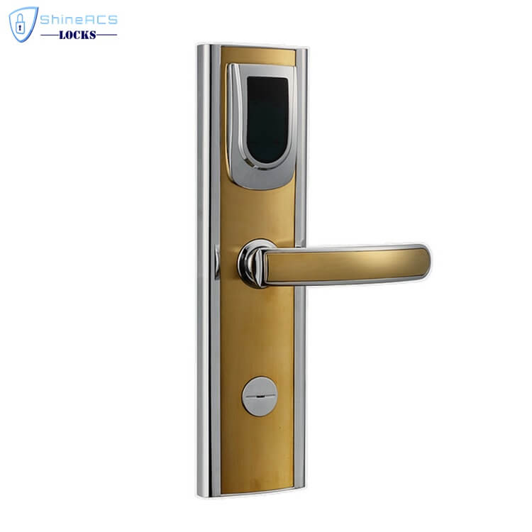 RFID Hotel Door Lock SL H8018 3 - RFID Hotel Door Lock SL-H801 Series
