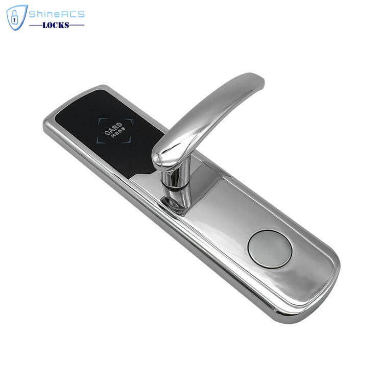 RFID Hotel Door Lock SL H8019 3 - RFID Proximity Entry Door Lock Access Control System For Hotels SL-HL8019