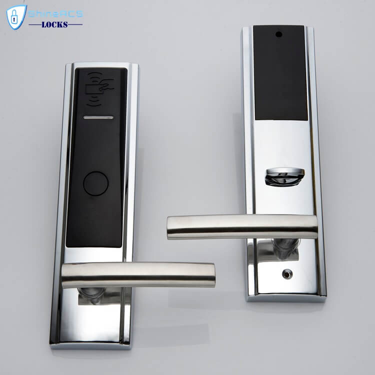 RFID Hotel Door Lock SL H8320 2 - RFID Hotel Door Lock SL-H83 Series