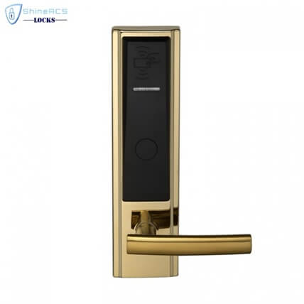 RFID Hotel Door Lock SL H8320 3 705x705 1 - Modern Smart RFID Key Cards Lock for Hotel and Cabinet