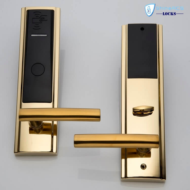 RFID Hotel Door Lock SL H8320 4 - RFID Hotel Door Lock SL-H83 Series
