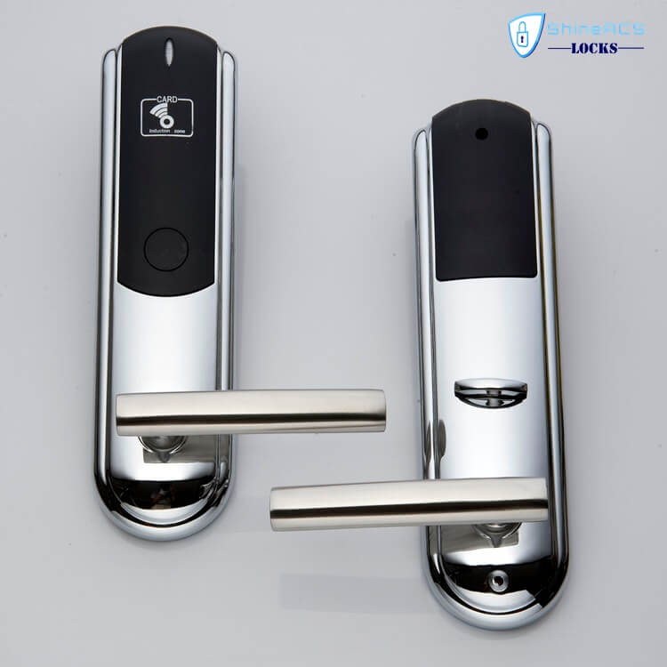 RFID Hotel Door Lock SL H8330 2 - RFID Hotel Door Lock SL-H83 Series