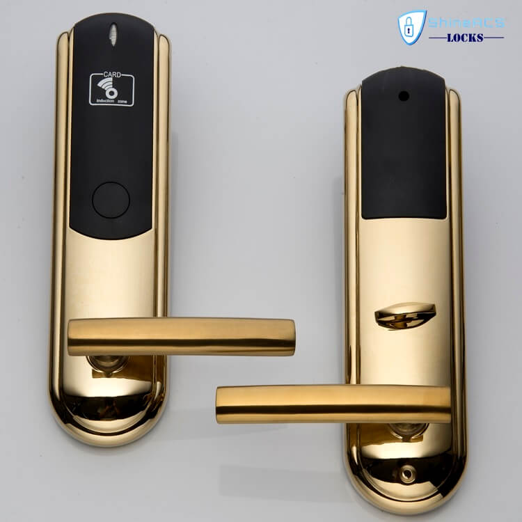 RFID Hotel Door Lock SL H8330 4 - RFID Hotel Door Lock SL-H83 Series