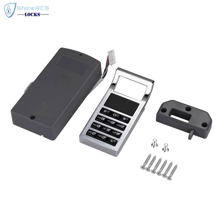 RFID Keypad Cabinet lock SL C113 3 - Keyless RFID Electronic digital Keypad Cabinet Door Lock SL-C113