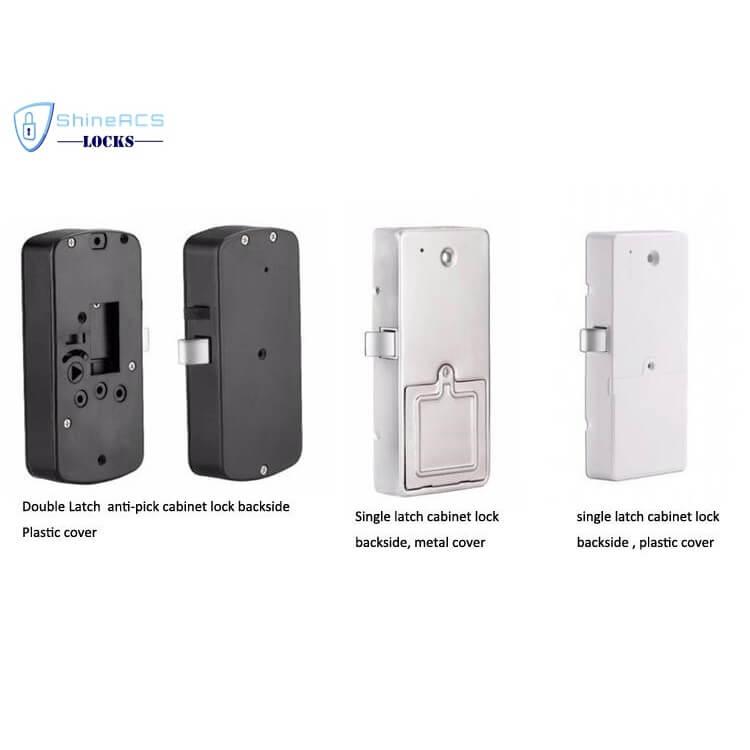 RFID Touch Password Cabinet lock SL C114 3 1 - Electronic RFID Keyless Touch Keypad File Cabinet Lock SL-C114