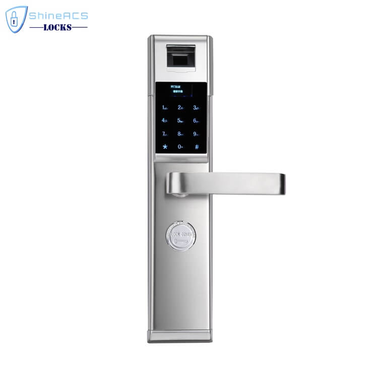fingerprint lock for home SL F8901 2 - Fingerprint Lock Manufacturers