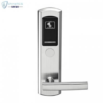 hotel room door lock SL H8181 1 705x705 1 1 - RFID Hotel Door Lock SL-H83 Series