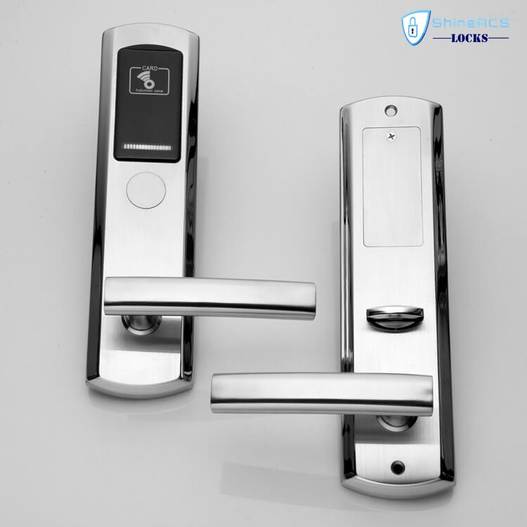 hotel room door lock SL H8181 2 - Hotel Room Door Lock SL-H8181