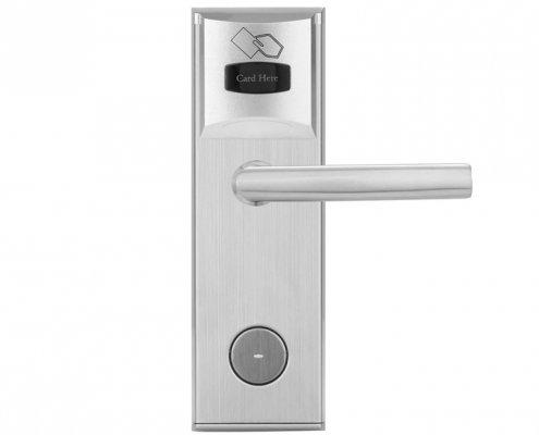 Keyless RFID Card Reader Door Lock For Hotels Room Doors SL-HL8011-3