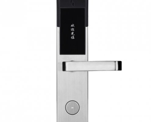 RFID Security Commercial Card Swipe Door Locks For Home SL-HL8011-8