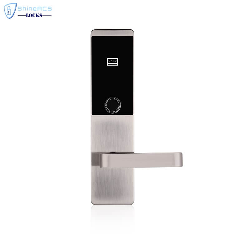 rfid locks for hotels SL H8503 2 - RFID Contactless Hotel Card Door Lock SL-HL8503