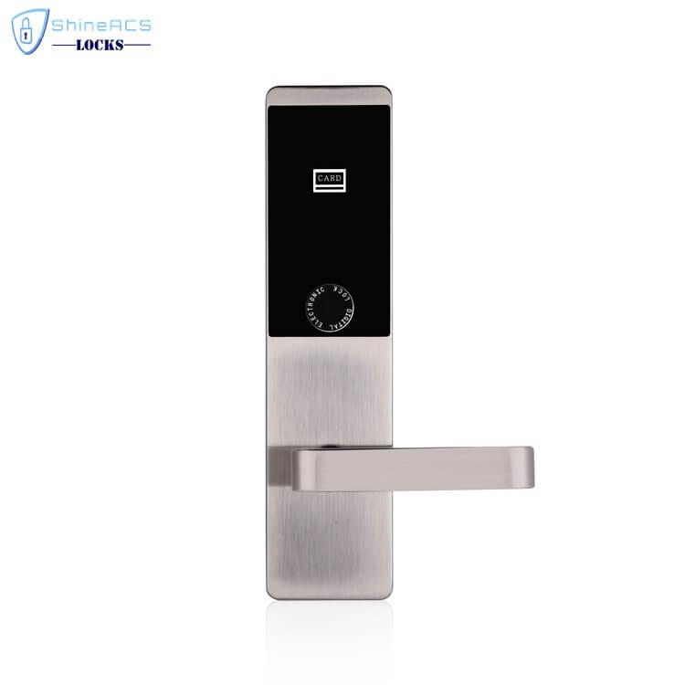 ล็อค rfid สำหรับโรงแรม SL H8503 2 - RFID การ์ดสัมผัสโรงแรมล็อคประตู SL-HL8503