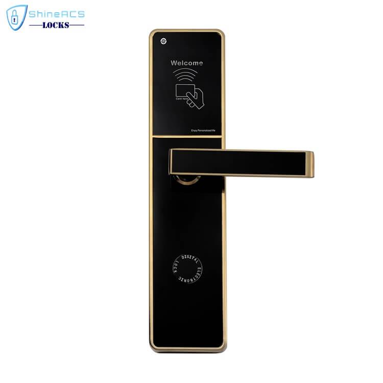 rfid locks for hotels SL H8505 6 - Electronic RFID Card Swipe Door Lock System For Hotels SL-HL8505