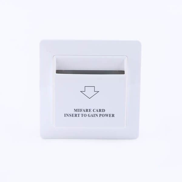 Temic Energy Saving Switch 2 - Elevator control system for hotel security