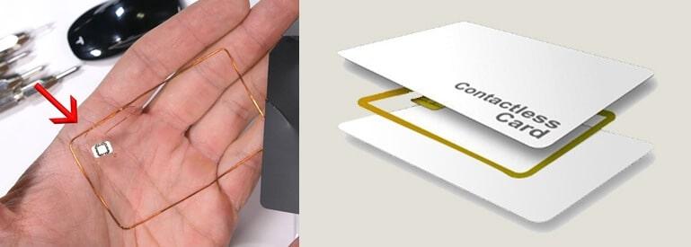 RFID Anahtar Kartları Nasıl Çalışır - Modern Akıllı RFID Anahtar Kartları ve Manyetik Anahtar Kartları
