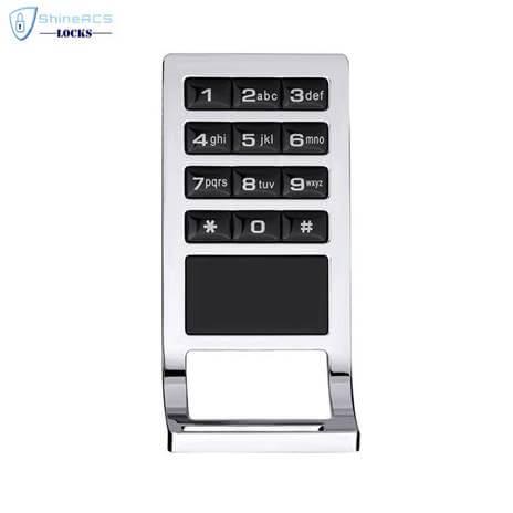 RFID Keypad Cabinet lock SL C113 1 - Hotel Card Key System Suppliers