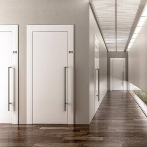 ประตูโรงแรม ShineACS Locks - โซลูชัน