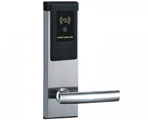 Intelligent Contactless RFID Hotel Electronic Door Locking System SL-HL8113