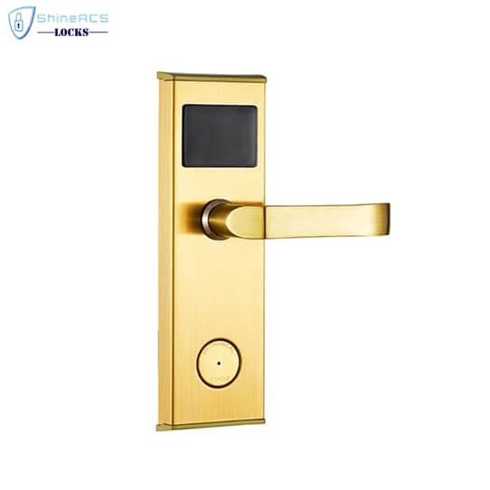 key card door lock for hotels SL 8011 1 - Stainless Steel Hotel Locks