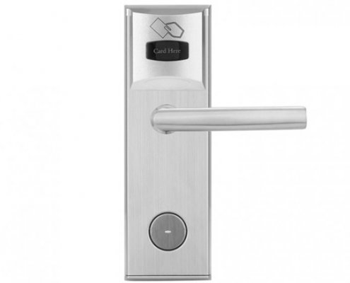 Keyless RFID Card Reader Door Lock For Hotels Room Doors SL-HL8011-3