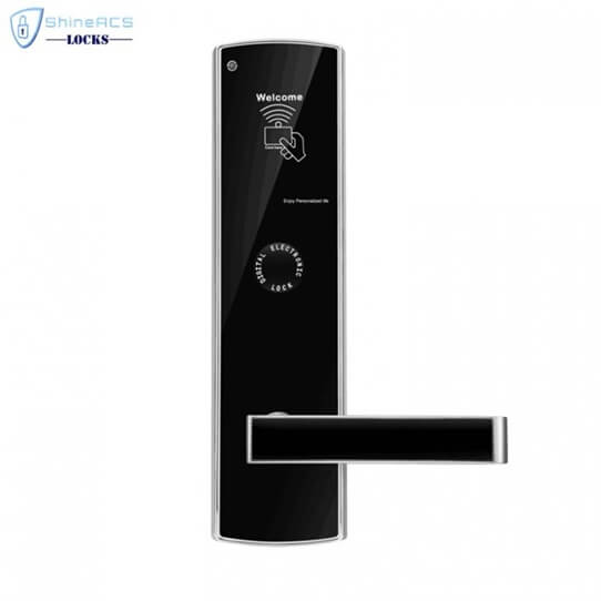 rfid locks for hotels SL H8501 4 705x705 - Modern Smart RFID Key Cards Lock for Hotel and Cabinet
