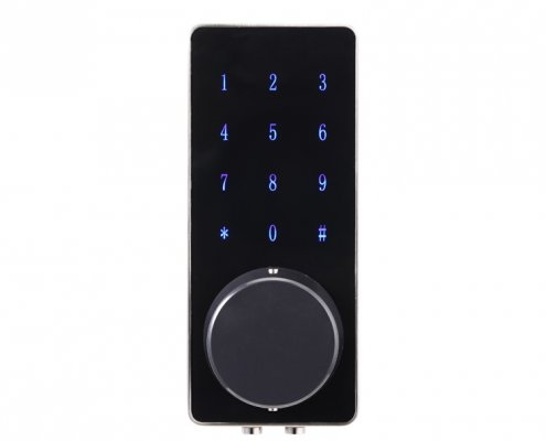 SL HS8055 14 495x400 - Smart RFID Mifare Door Lock with Pin Code and Mechanical Keys SL-P8822