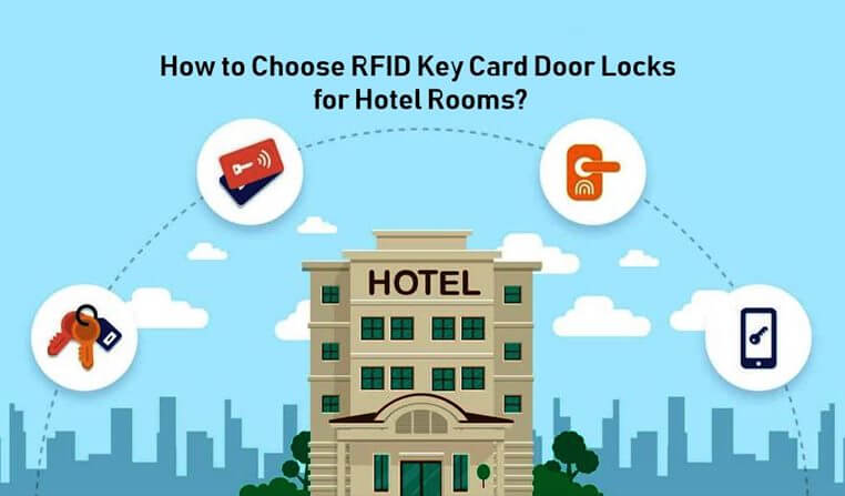 How to Choose RFID Key Card Door Locks for Hotel Rooms - BUYER GUIDE-Hotel door lock system how it works completely