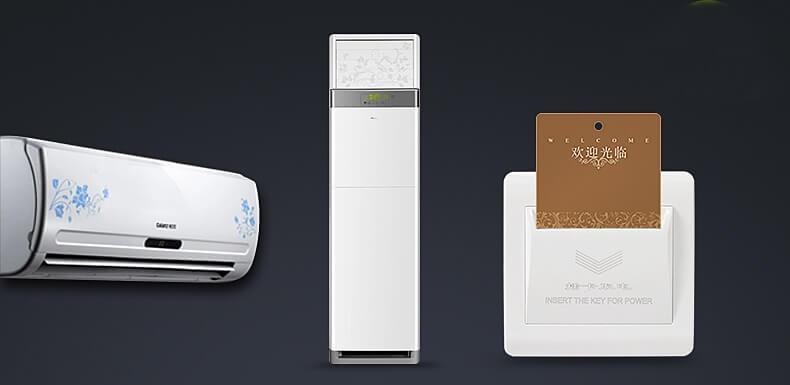 interruptores de economia de energia em hotéis - Substituir a fechadura dos quartos de hotel: quais fatores devem ser considerados?