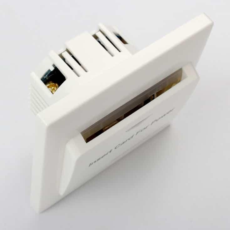 Energy Saver Key Card Power Switch for Hotel Room SL ES001 2 - Energy Saver Key Card Power Switch for Hotel Room SL-ES001