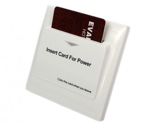 Energy Saver Key Card Power Switch for Hotel Room SL ES001 5 1 495x400 - Hotel Key Card Encoder for Hotel Room Lock System SH-EC002