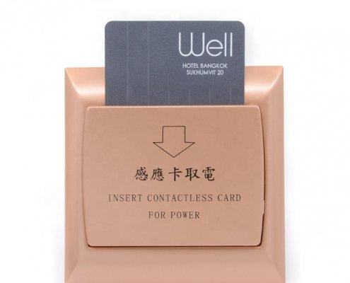 Smart Hotel Room Efficiency Energy Saver Key Card Switch SL-ES004 (2)