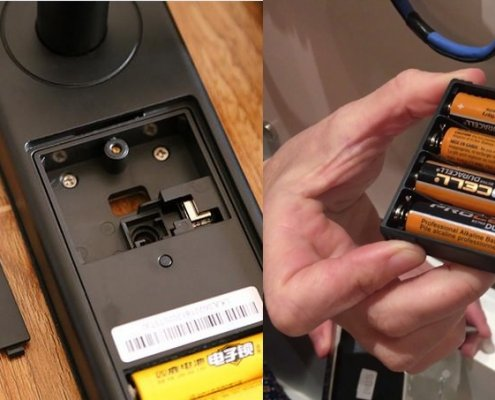 Hotel Door Lock Battery What You Have to Know 495x400 - What is Key Card Hotel Energy Saving Switch? And how does it save power for hotels?