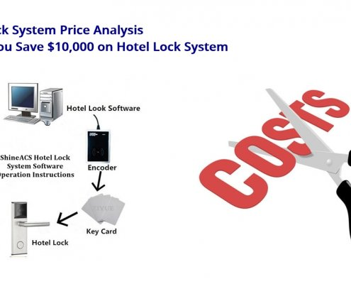 Hotel Door Lock System Price Analysis 7 Tips Help You Save $10,000 on Hotel Lock System