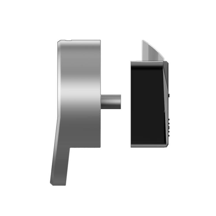 Smart Electronic Biometric Fingerprint Bluetooth Drawer Lock SL FBC117 1 1 - Smart Biometric Fingerprint Bluetooth Drawer Lock SL-FBC117