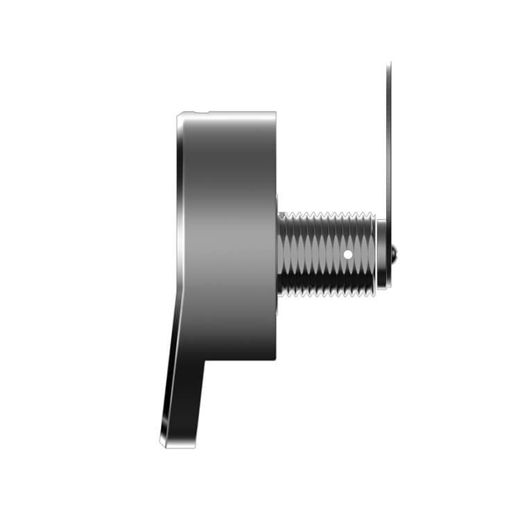 Smart Electronic Biometric Fingerprint Bluetooth Drawer Lock SL FBC117 4 - Smart Biometric Fingerprint Bluetooth Drawer Lock SL-FBC117