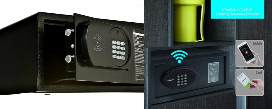 smart card hotel safes - Hotel Door Lock System Price Analysis: 7 Tips Help You Save $10,000 on Hotel Lock System